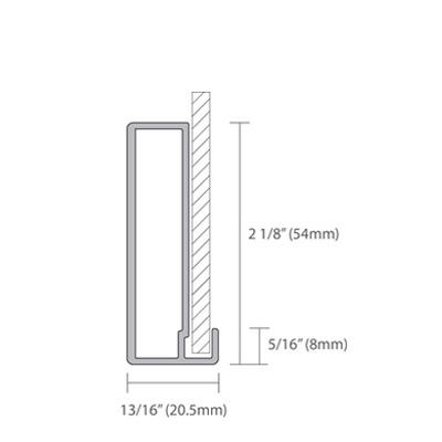 Aluminum Doors – Corona Millworks | Cabinet Doors, Drawer