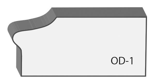 Outside Profiles – Corona Millworks